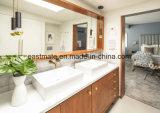 顧客用星のホテルの家具の純木のUpholstaryの組部屋の家具