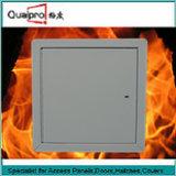 Trappe évaluée galvanisée AP7110 de panneau d'acce2s d'incendie de couleur de gris en acier