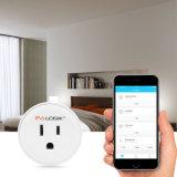 가정 생활면의 자동화 전화 원격 제어 WiFi 지능적인 플러그 소켓