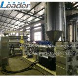 Chaîne de production en plastique de plaque de la qualité PE/HDPE