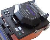 Het digitale Lasapparaat Tcw605 van de Fusie van de Optische Vezel Bekwaam voor Bouw van de Lijnen van de Boomstam en FTTX