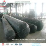 Molde de borracha inflável amplamente utilizado na construção da sargeta