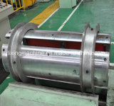 Machine de fente automatique hydraulique pour la bobine en acier