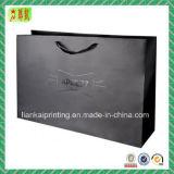Le papier enduit portent des sacs à main avec votre logo