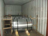 Galvalume Hot Dipped Acero de acero galvanizado laminado en frío acero Stirp