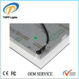 Lâmpada de painel de teto LED 300X450mm com moldura de liga de alumínio