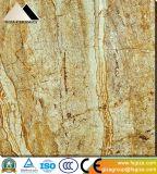 Mattonelle di ceramica di marmo bianche lustrate lucidate getto di inchiostro del pavimento non tappezzato (6B6048)