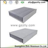 De gevormde Kam Heatsink van het Aluminium voor Licht