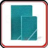 Cadernos luxuosos A5/A6 do planejador feito sob encomenda do plutônio