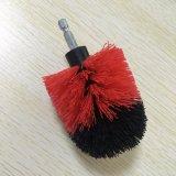 El cepillo oval del taladro eléctrico con bicolor