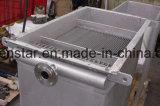 Cambista de calor largo da placa de canaleta do cambista de calor do gás de conduto