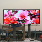 Visualización de pantalla grande al aire libre de P5 P6 P8 P10 SMD LED