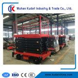 levage électrique de ciseaux de 6m avec 300kg Kdsjy0.3-6