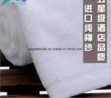 100%年の綿のホテルタオル