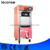 Étage restant la machine de générateur de crême glacée de 25 quarts avec du ce