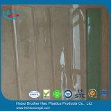 2mm starkes faltendes Nahrungsmittelgrad-Vinylstreifen-Tür-Vorhang-Blatt