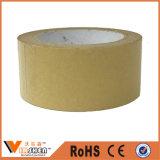 Fuerza adhesiva fuerte ningún ruido Kraft de cinta de papel