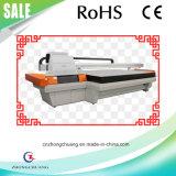 Imprimante UV à plat de Digitals de la meilleure vente pour le bois/glace/métal