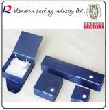 Pappschmucksache-Ablagekasten-Ring-Ohrring-Halsketten-Armband-stellt hängendes Verpackungs-Geschenk Kasten ein (YS120)