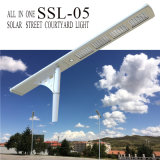 High Lumen Solar LED Garden Light Suqare Pole Light Importateurs