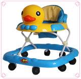 Blauer neuer Ente-Baby-Wanderer
