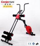 Nuovo-Progettare la strumentazione multifunzionale di forma fisica (sottobicchiere adatto del bike&Ab di esercitazione del corpo) per la vendita