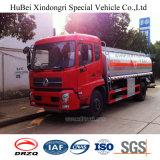 camion di autocisterna della benzina dell'euro 3 di 14cbm Dongfeng Kinrun con Cummins