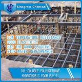 Soluble en aceite de poliuretano hidrófoba Revestimiento de Espuma
