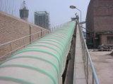 Nastro trasportatore per cemento e Inustry estraente