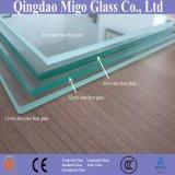 Aangemaakt die Glas voor het ZonneComité van de Vlakke plaat van de Verwarmer van het Water wordt gebruikt
