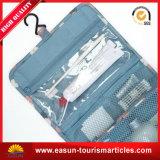 カスタムロゴの折る旅行洗面用品の構成袋