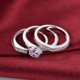 High-Grade et en bon Tast robes de mariée bijoux Ring Set