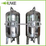 Huisvesting van de Filter van het Roestvrij staal van Chunke de Mechanische met het Zand van het Kwarts