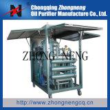 Sistema doble ultra eficiente de la filtración del petróleo del transformador del vacío de la etapa de China