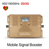 850 / 1900MHz Répéteur de signal mobile Call Phone Booster