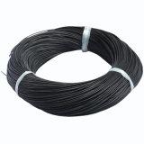 Fio flexível isolado silicone 28AWG com Dw02