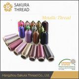 Пряжа резьбы высокого качества металлическая для ткани/вышивки