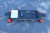 [هوتسل] 4 عجلة [رموت كنترول] كهربائيّة [لونغبوأرد] لوح التزلج مع [لغ] بطارية