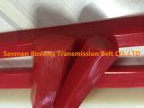 Nastro trasportatore dell'unità di elaborazione/cavo rotondi di massima/lisci
