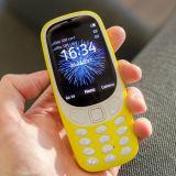Téléphone cellulaire de vente chaud 3310, téléphone mobile d'écran de 1.77 pouce