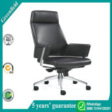 까만 편리한 인간 환경 공학 행정상 호화스러운 사무용 가구 & 두목 의자
