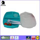 Casella di Bento della casella di pranzo del recipiente di plastica di LFGB