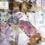 Neue große gedruckte Strand-Schal-Dame Fashion Chiffon Silk Scarf