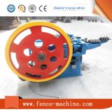 機械を作る高速ワイヤー釘