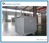 Piscina 2500kVA a 20kv sumergido de tipo de aceite de transformador de potencia