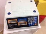 escala impermeável do indicador 30kg dobro super (DH-688)