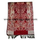 2017 Lady Fashion foulard Jacquard
