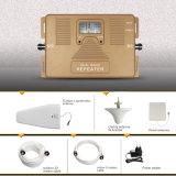 Alto guadagno 70dB 23dBm, ripetitore mobile del segnale di Dcs1800MHz+Lte 4G 800MHz