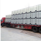 Гальванизированный бак дизеля хранения HDPE стальной рамки химически