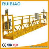 Piattaforma sospesa della corda d'acciaio della costruzione del macchinario industriale